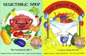Vegetabel Soup & Fruit Bowl